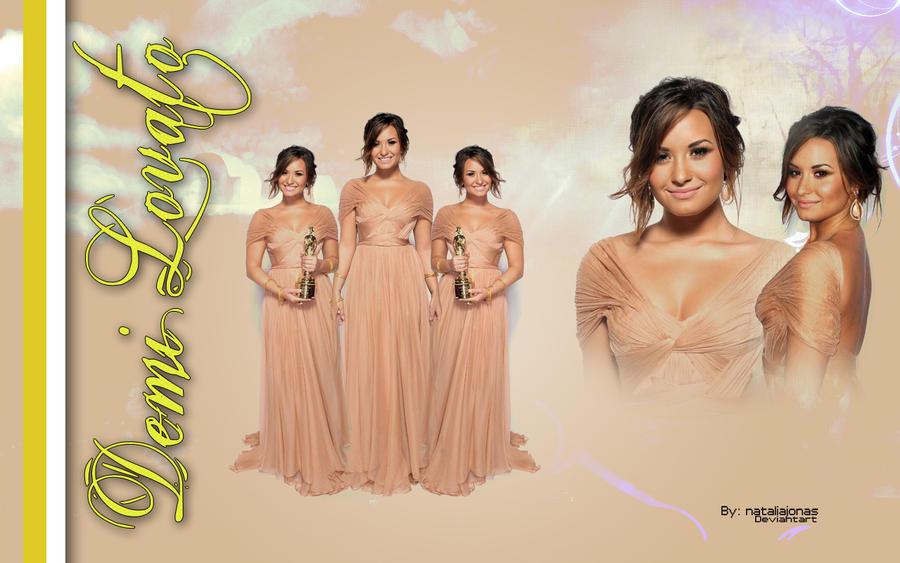 Wallpaper Demi Lovato by NataliaJonas