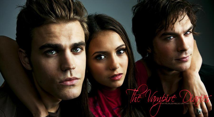 The Vampire Diaries - 3- by NataliaJonas