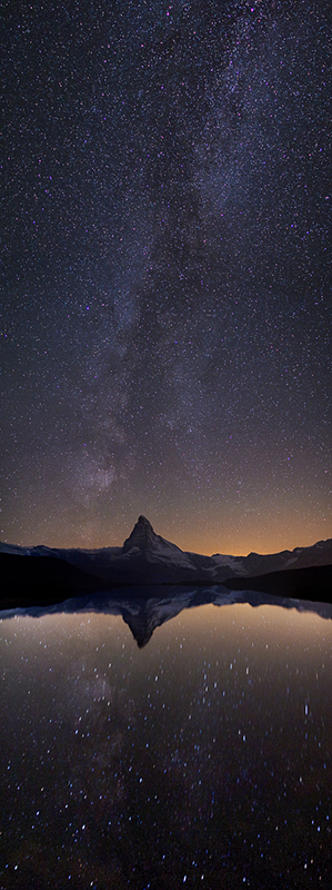 Inverted Matterhorn by Arafinwearcamenel