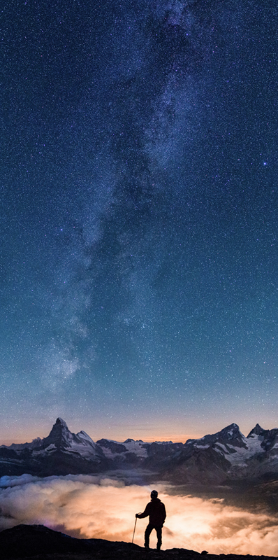 Above the clouds - under the stars by Arafinwearcamenel