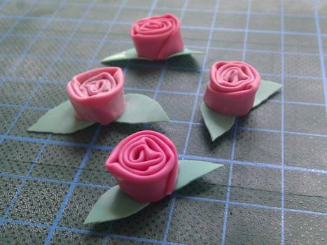 Little Latex Roses