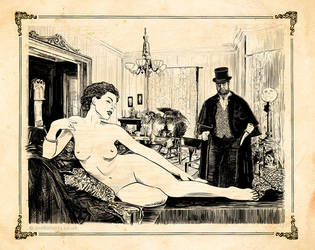 Jack the Ripper by Joe-Roberts