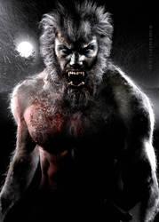 Werewolf by Joe-Roberts