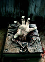 Necronomicon by Joe-Roberts