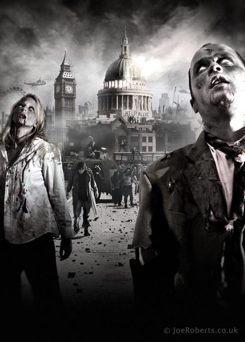 Zombies by Joe-Roberts