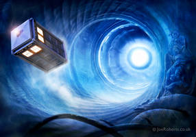 Doctor Who by Joe-Roberts
