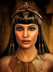 Cleopatra by Joe-Roberts