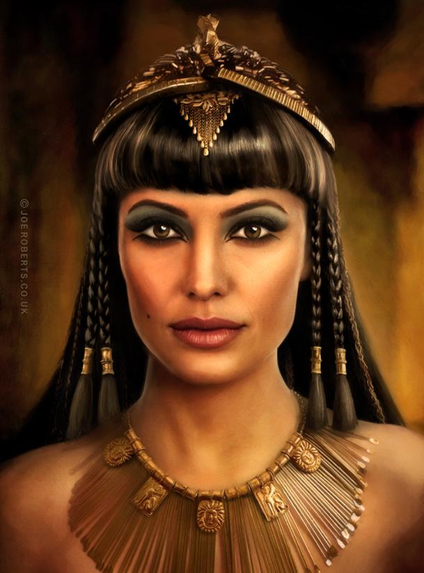Cleopatra by Joe-Roberts on DeviantArt - photo#36