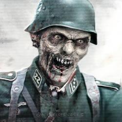 Nazi Zombies by Joe-Roberts