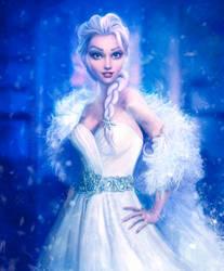 Elsa by Joe-Roberts