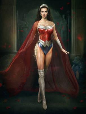 Wonder Woman by Joe-Roberts