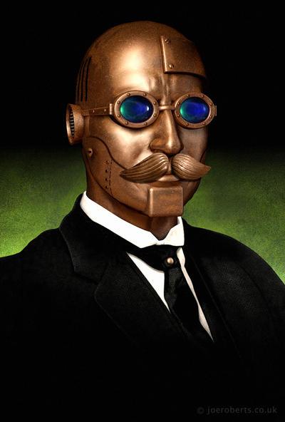Steampunk by Joe-Roberts