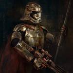 Stormtrooper by Joe-Roberts
