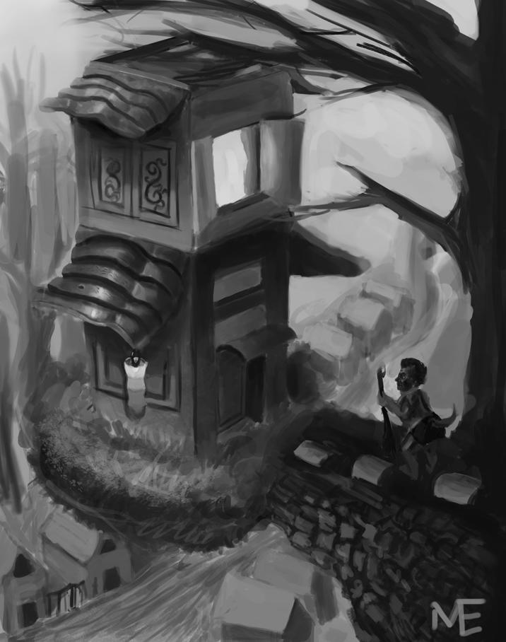 Treehouse by Egbu
