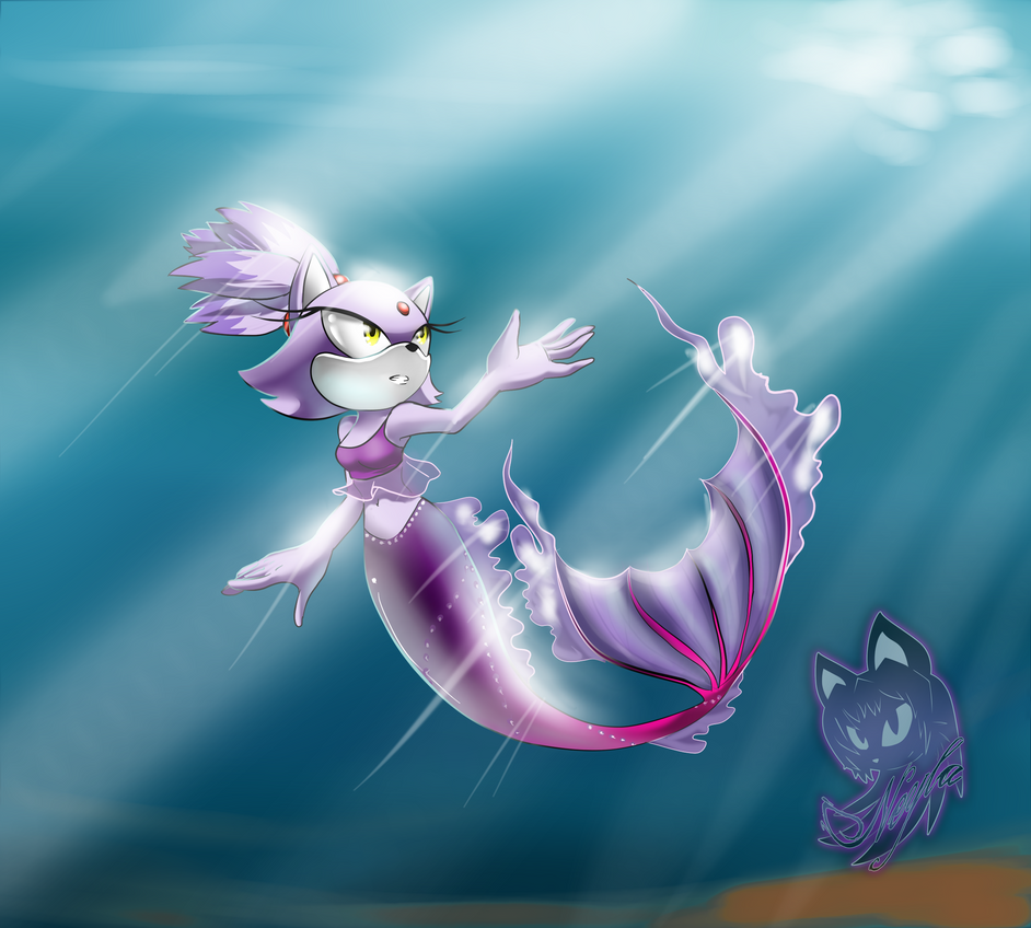 PC: Blaze the Mercat by Neyla-The-Lioness