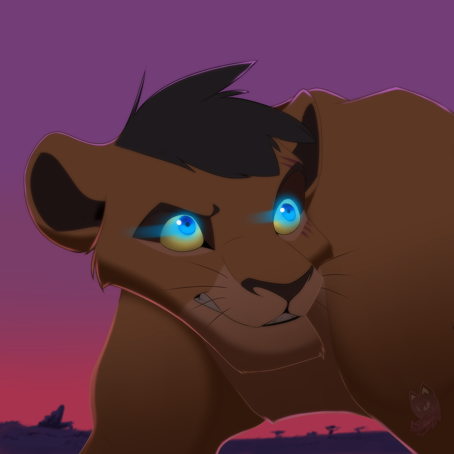 Lion nyah by Neyla-The-Lioness