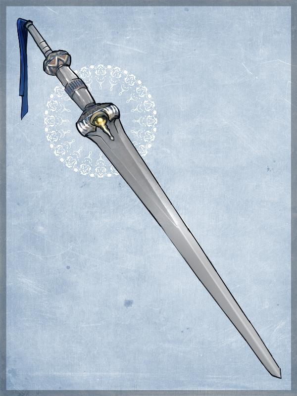 comm:elven sword by unrealsmoker