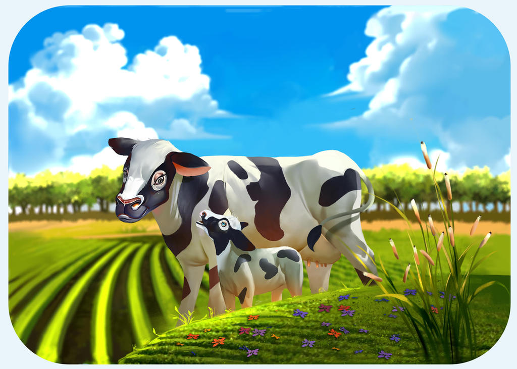 milky way by BramastaAji