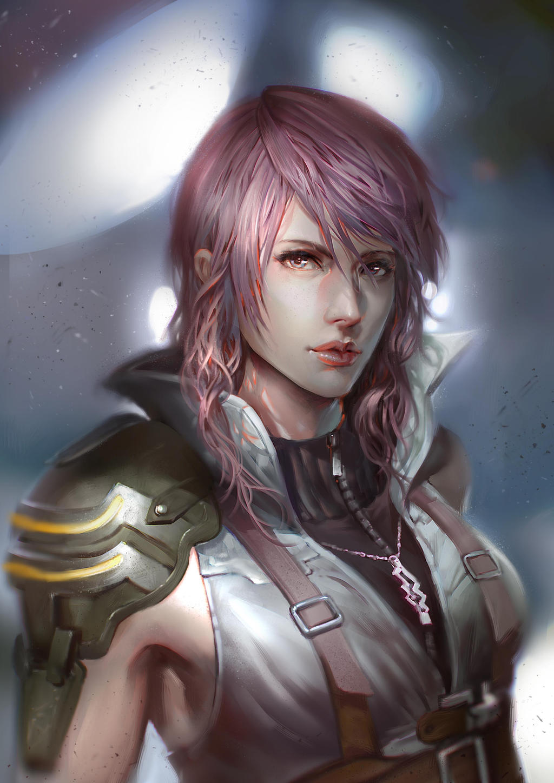lightning by BramastaAji