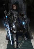 death knight by BramastaAji