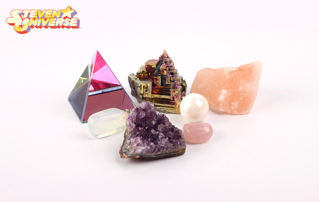 crystal gems by Gajebump
