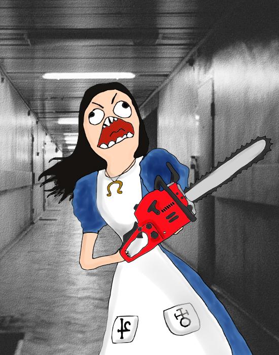 Alice: Madness Returns by Litnik25