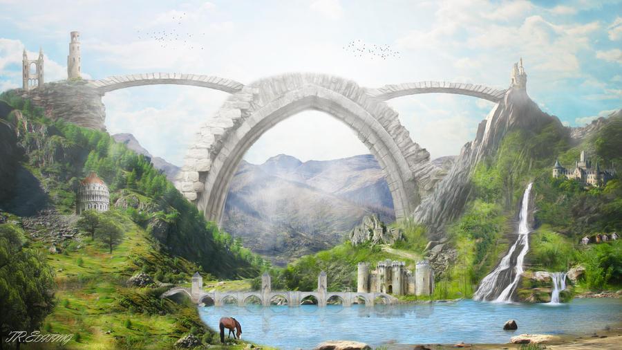 The Gate Bridge by TR-Editing