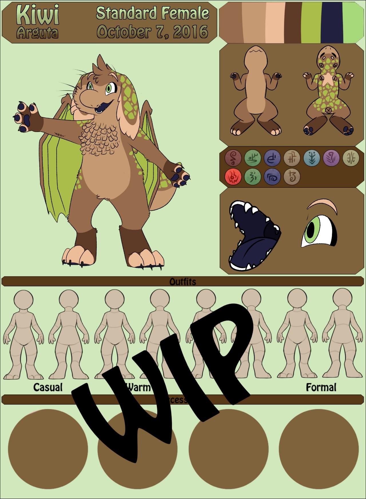 [Wyngro] Kiwi Ref