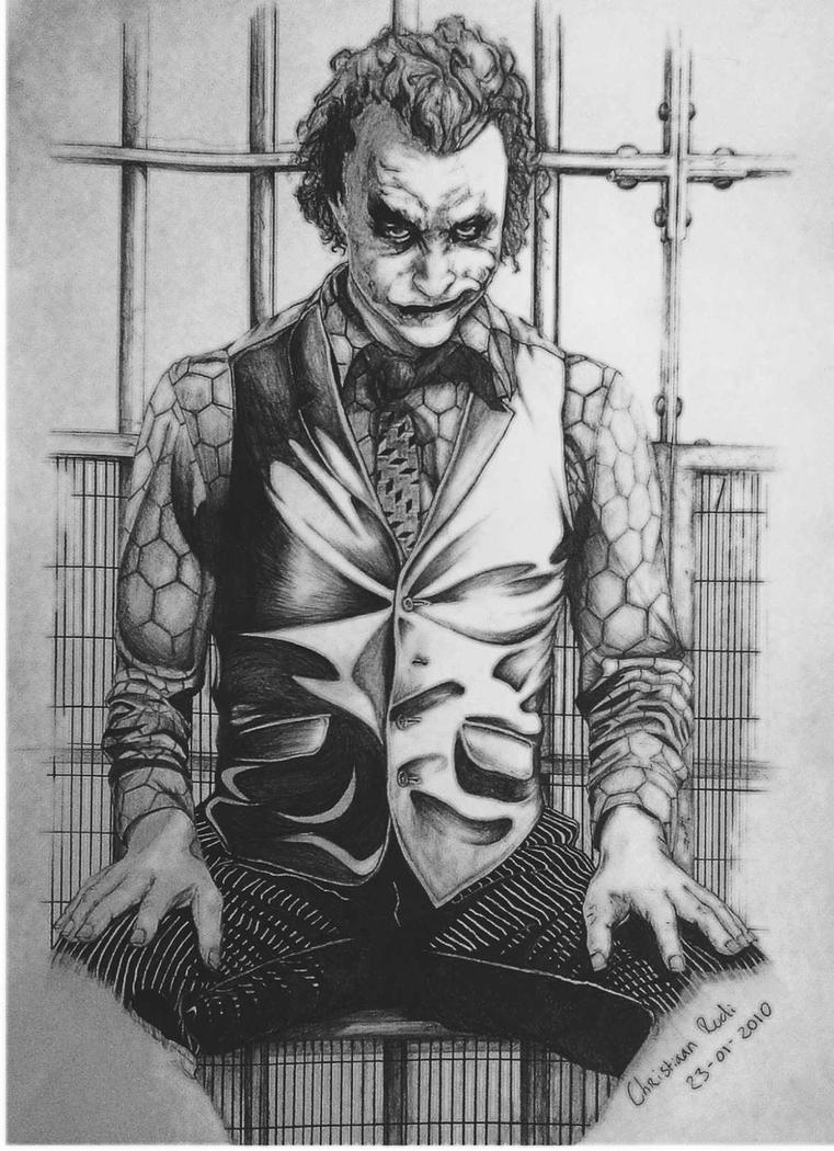 why so serious by christiaanr1990 on deviantart