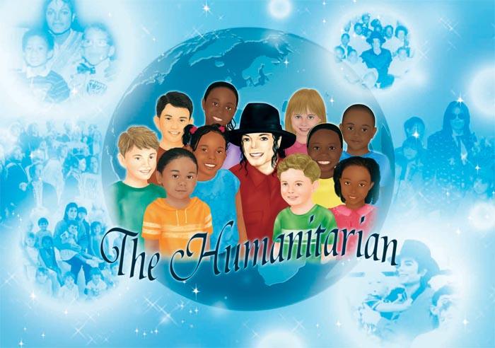 DIA DE LA TIERRA HOMENAJE PARA MIKE - Página 2 Michael_J_The_Humanitarian_by_Zhu2hui
