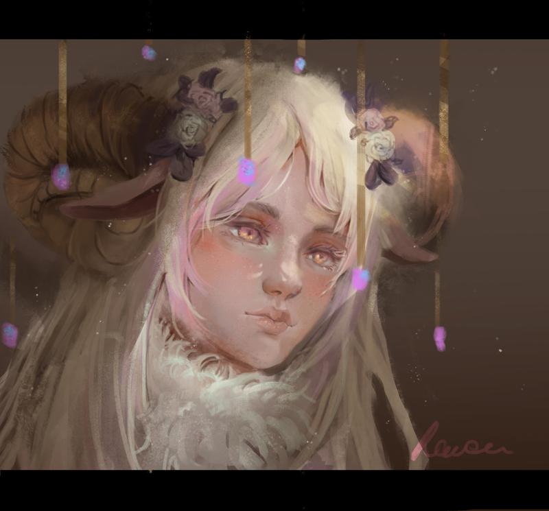 Mafumii by Ruiwen-art