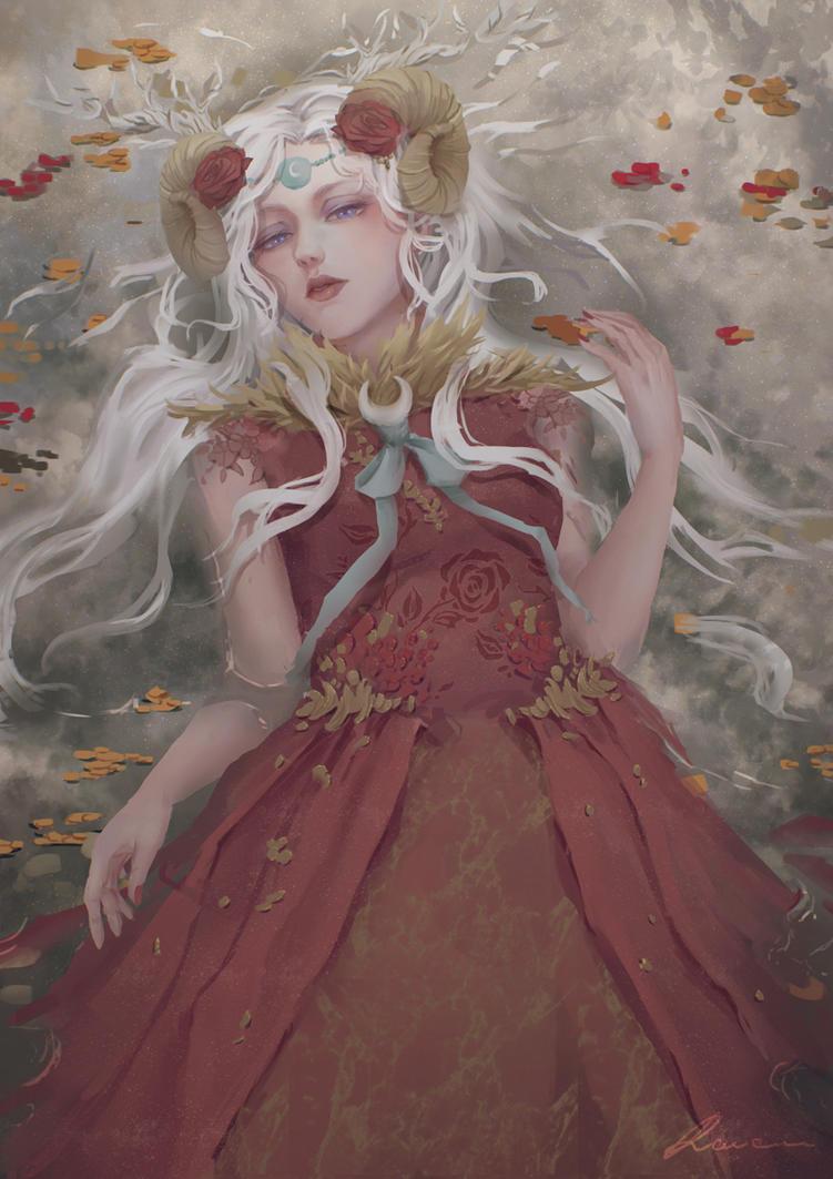 Dvasia by Ruiwen-art