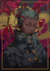 Seiha by Ruiwen-art
