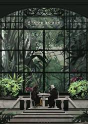 Greenhouse by Ruiwen-art