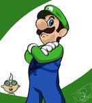 Super Smash Hype: Luigi