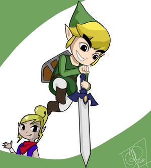 Super Smash Hype: Toon Link