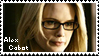 Alexandra Cabot: SVU Stamp by lexie-raine