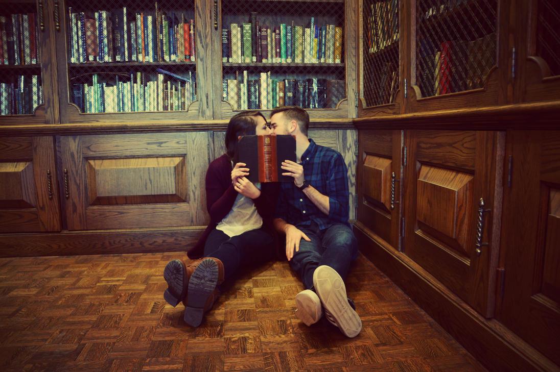 love among the books by XxLonerEyesxX