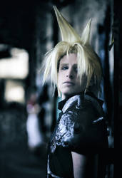 Cloud Strife - Reflections