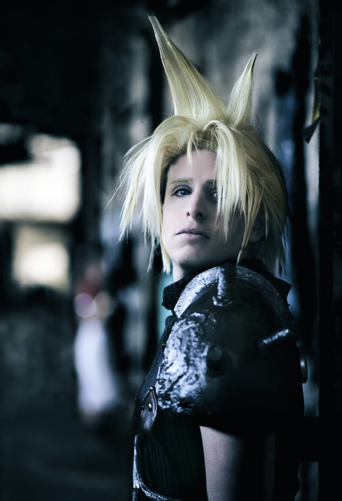 Cloud Strife - Reflections by XenoLink