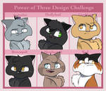 Power of Three - Design Challenge