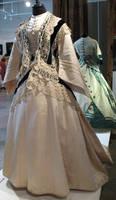 White Victorian Dress Stock II