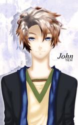 OC - John by purkles