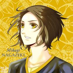 OC - Nagazeki by purkles