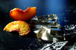 Peach and Crystal