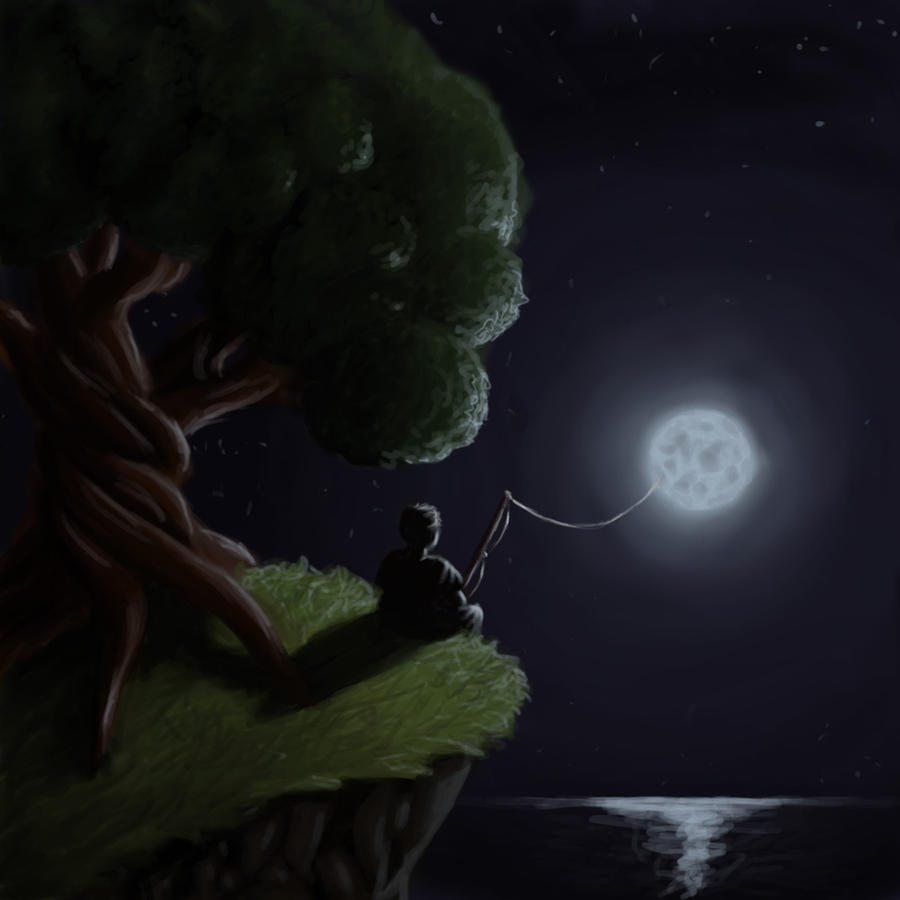 Catch The Moon By XBriarXRoseX