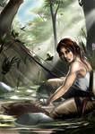 TombRaider Reborn-02-By Marco Abe by marcoabe
