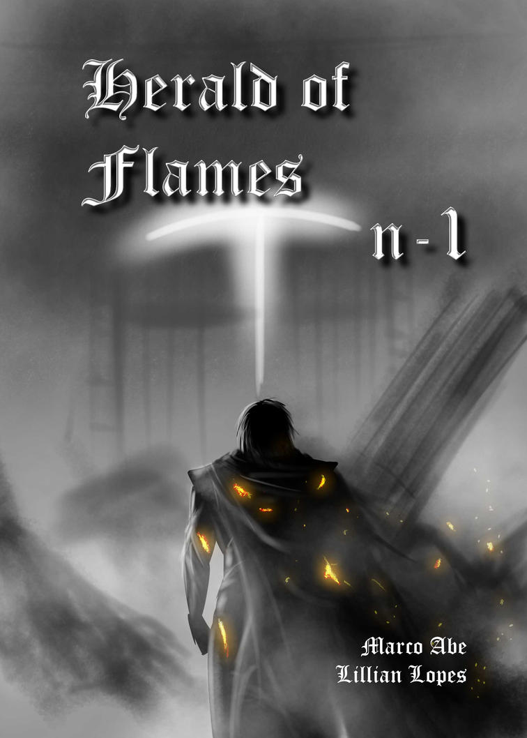 Herald of Flames 01 manga by marcoabe