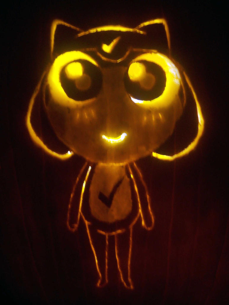 Jack-O-Yururu by Rubber-Band-Of-Doom