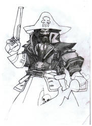 Gangplank (More WIP) by Rubber-Band-Of-Doom
